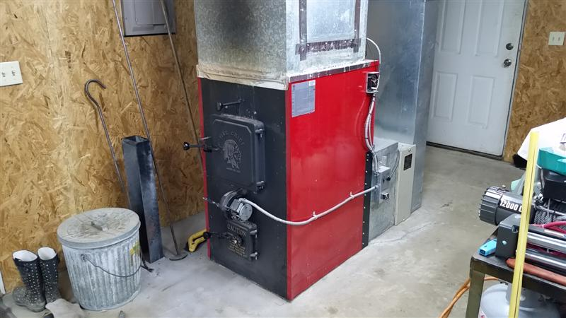 Ak 110 Is It For Me Stoker Coal Furnaces Amp Stoves